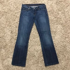 Citizens of Hum. kelly #183 stretch bootcut jeans